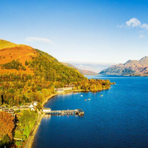 Luss Scotland