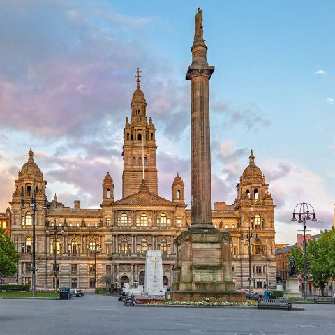 The George Square Glasgow