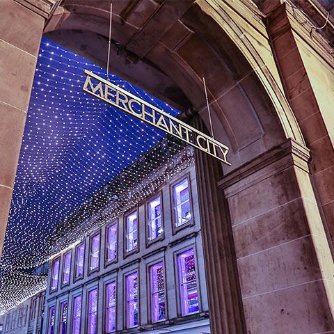 Merchant City Glasgow