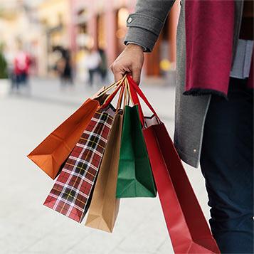 Shopping Glasgow