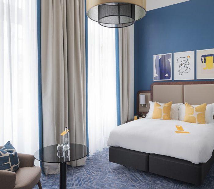 Grand Central Glasgow Hotel Double Premium Room
