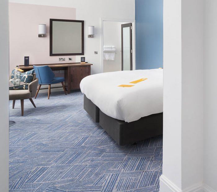 Grand Central Glasgow Hotel Accessible Room