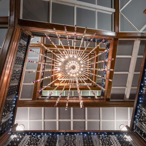 voco Grand Central Glasgow Hotel Stairway