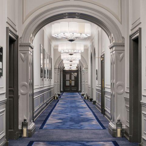 voco Grand Central Glasgow Hotel Hallway